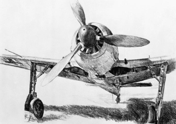 Hierl Alfred. Истребитель FW-190.