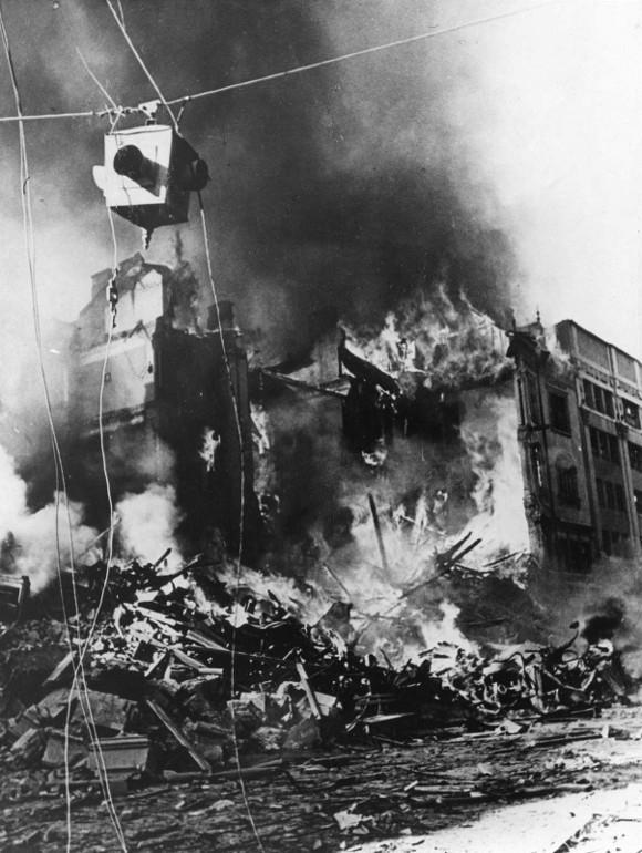 Горящий Киев. 24-28 сентября 1941 г.