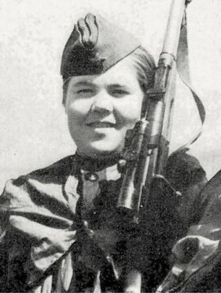 Онянова Лидия Андреевна одержала 78 побед.