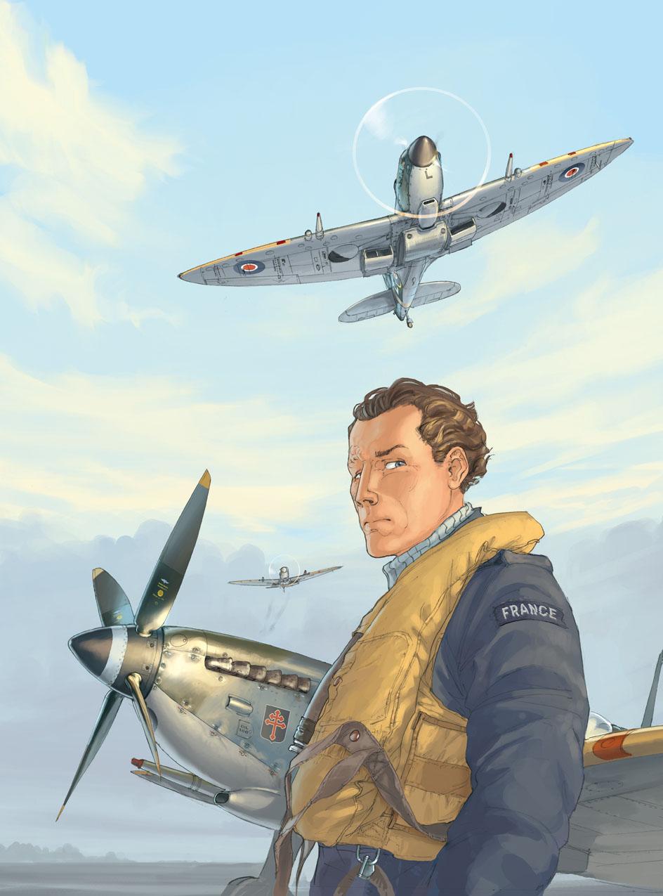 Hugault Romain. Первым делом самолеты.