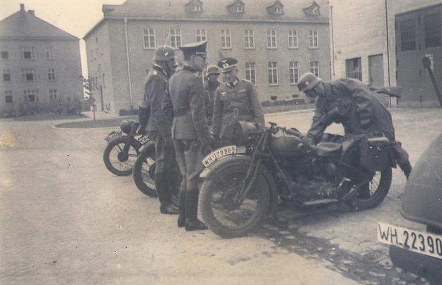Бельгия. 1940 г.