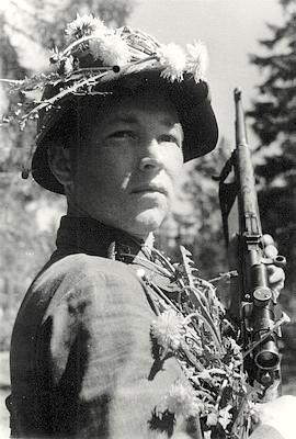 Орлов Василий Иванович. Уничтожил не менее 138 врагов.