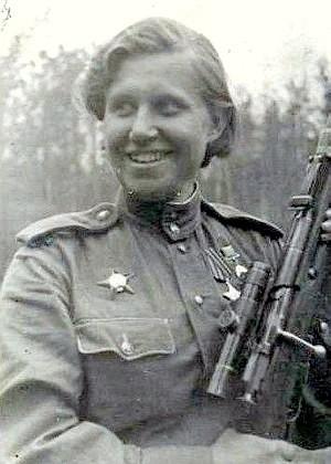 Касаткина Александра Фёдоровна одержала 33 победы.