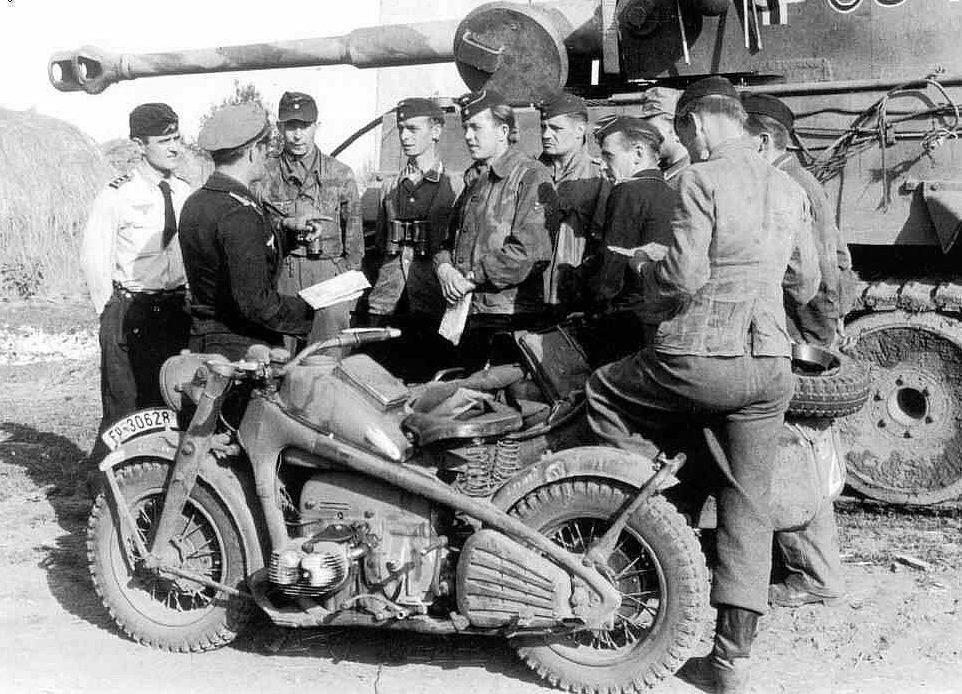 Беларусь. 1941 г.