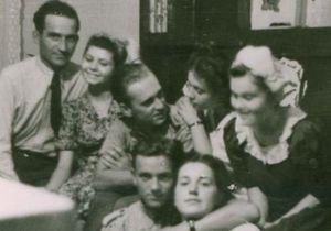 Бордель на Украине.1941 г.