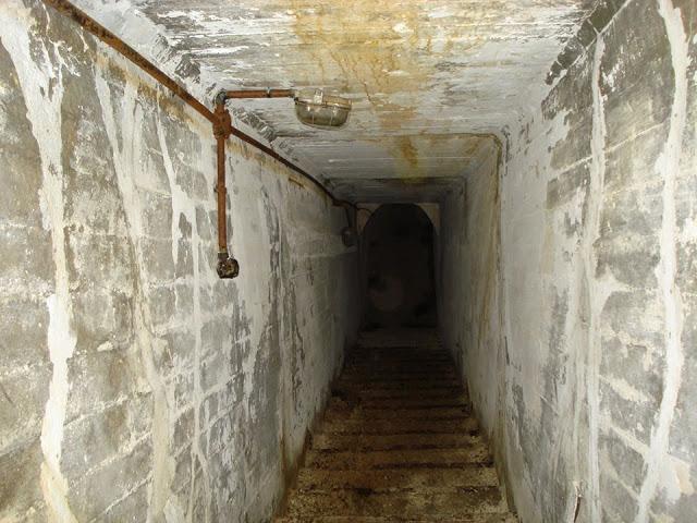 Спуск в подземелье.