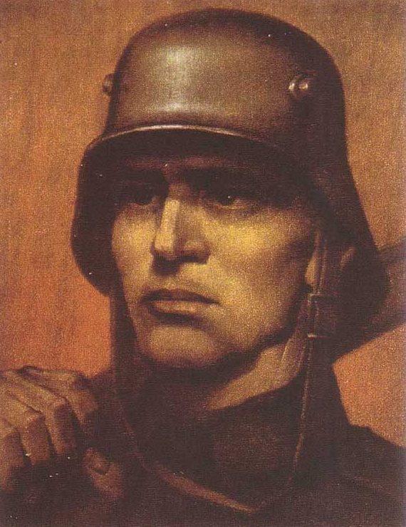 Hoeck Walther. Германские стражи.