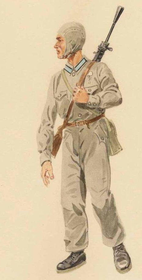 Knotel Herbert. Советские солдаты.