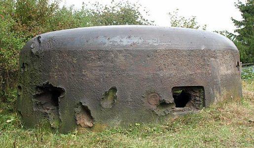 Шестиамбразурный бронированный колпак (башня) 20P7.
