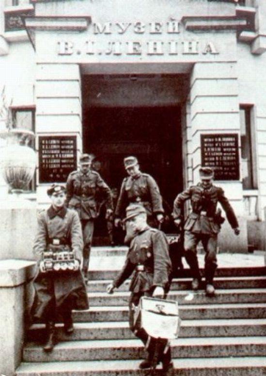 Музей В. И. Ленина (Дом Учителя).