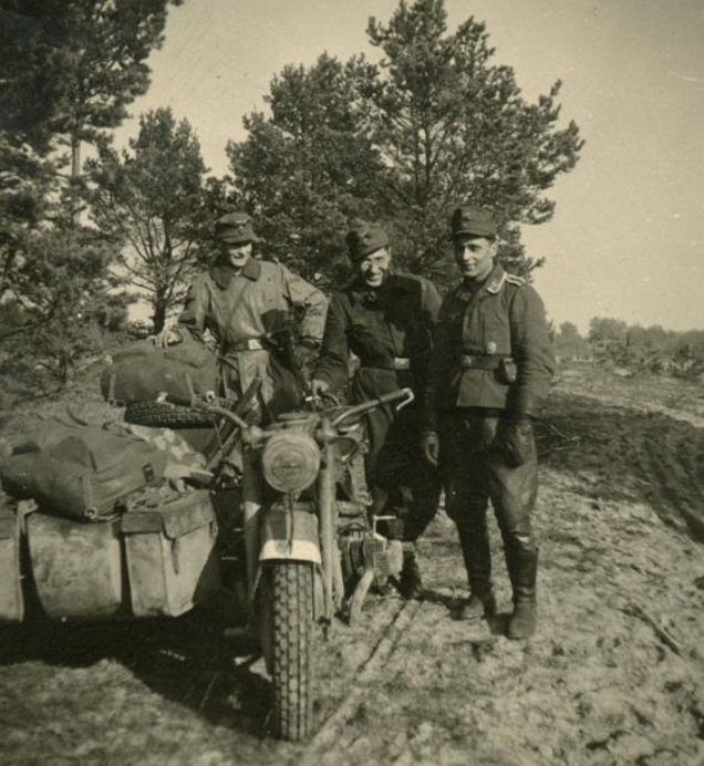 Восточный фронт. 1941 г.