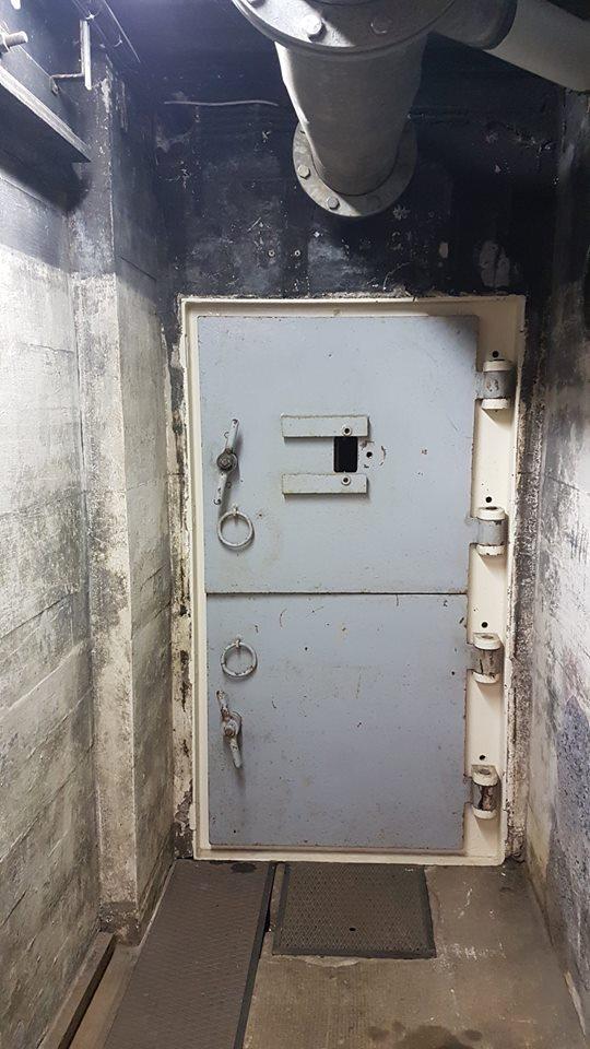 Подземелья бункера.