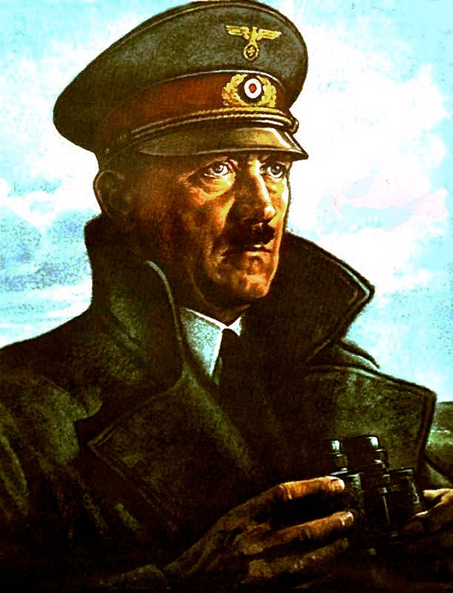 Hommel Conrad. Гитлер на Восточном фронте.