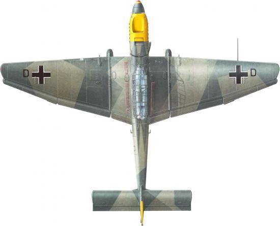 Dekker Thierry. Бомбардировщик Junkers JU-87 B-2.