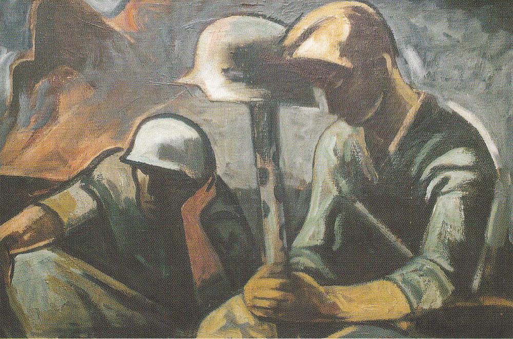 Hengstenberg Rudolf. Пехота у Сталинграда.