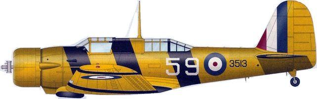 Tilley Pierre-André. Штурмовик Northrop Nomad.