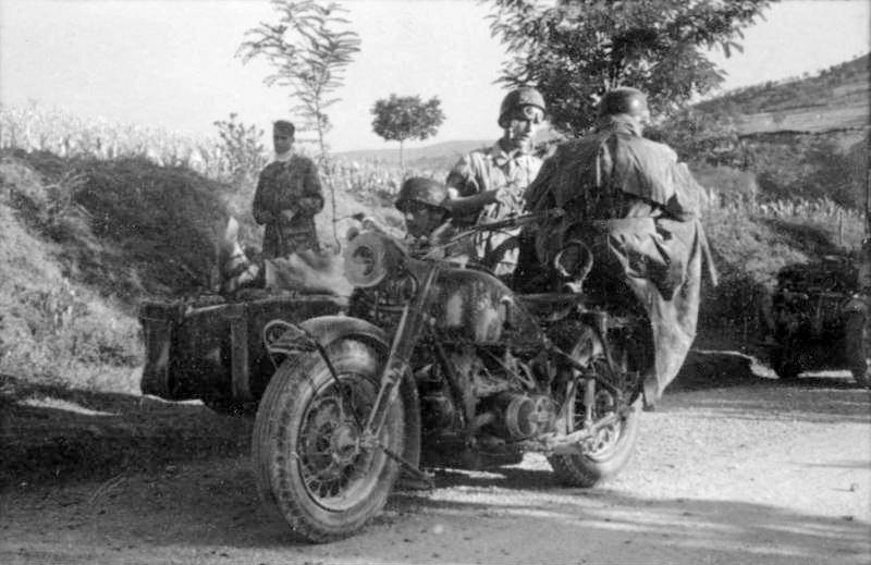 Польша. 1944 г.
