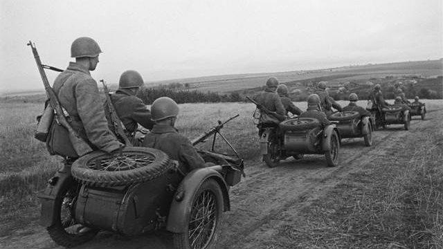 Разведчики. 1942 г.