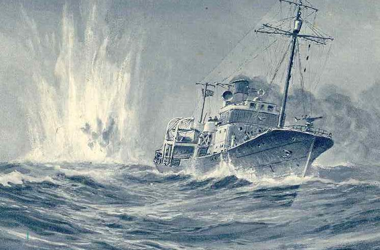 Bock Adolf. Морской охотник.