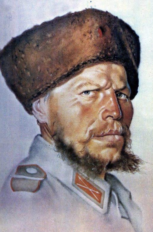 Jordan Olaf. Казаки-добровольцы Вермахта.