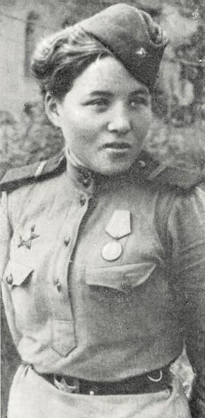 Кошкина Мария Алексеевна одержала 83 победы.