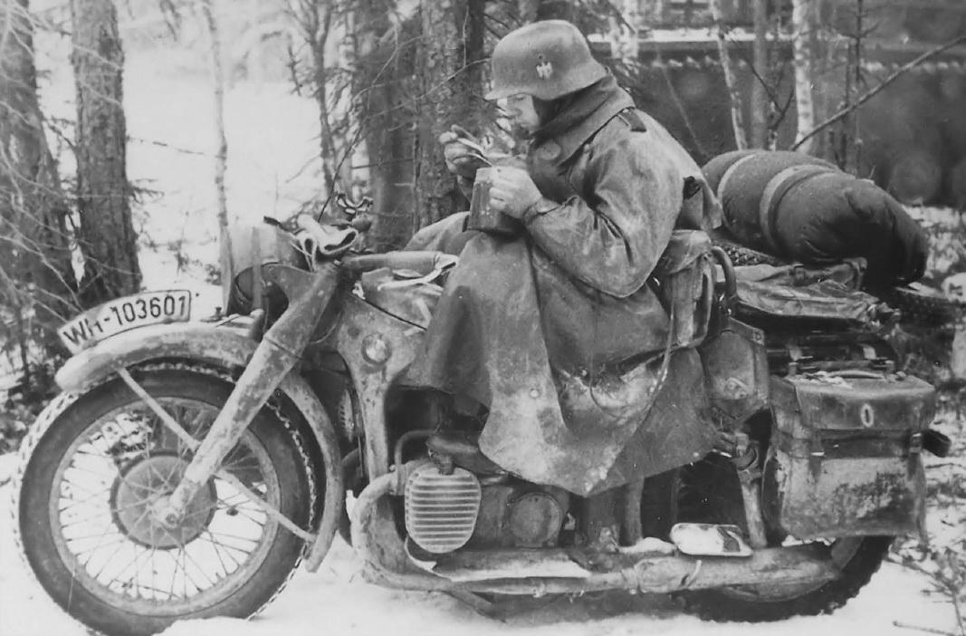 Подмосковье. 1941 г.