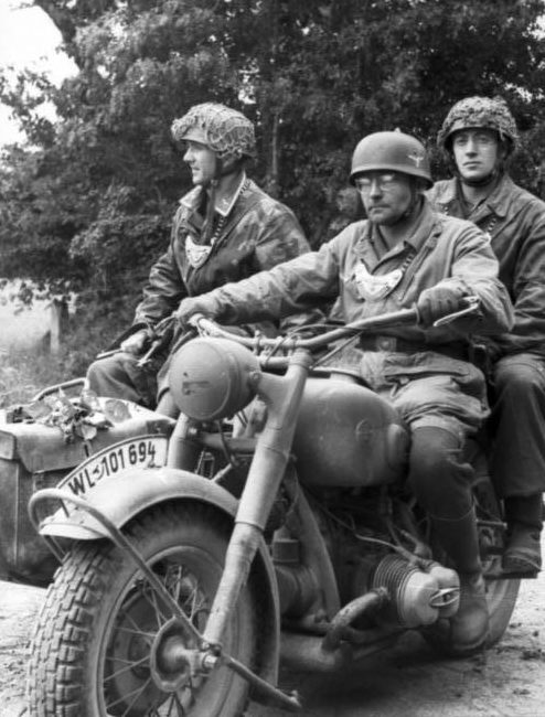 Франция. 1944 г.