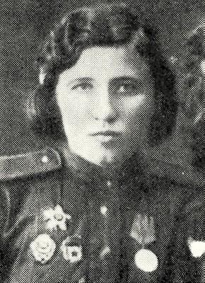 Крестьянинова Полина Яковлевна одержала 65 побед.