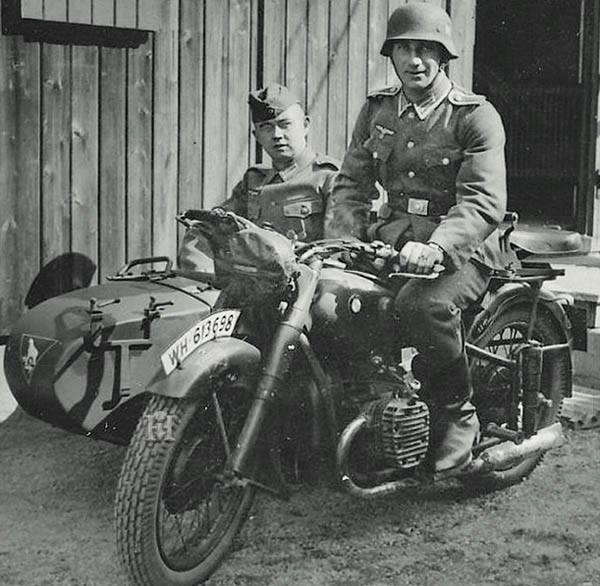 Украина. 1941 г.