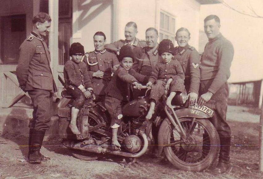 Хорватия.1944 г.