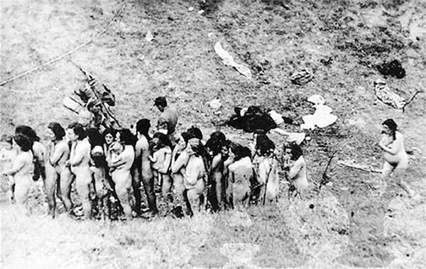 Бабий яр. 29-30 сентября 1941 г.