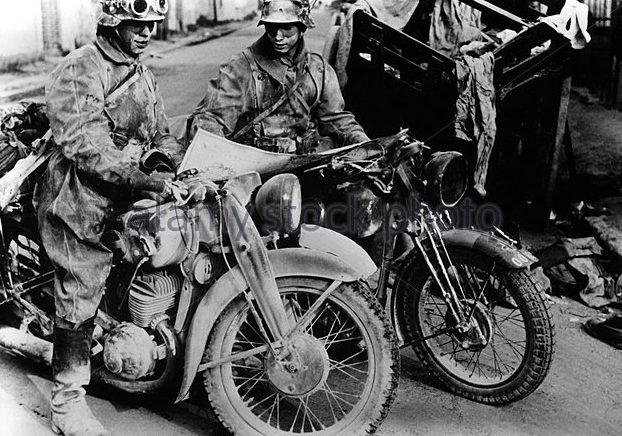 Франция. 1940 г.