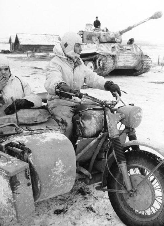Восточный фронт. 1944 г.