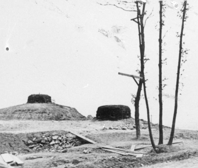 ДОТы линии Зигфрида. Сентябрь, 1939 г.