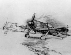 Junghans Fritz. Истребитель Fw-190.