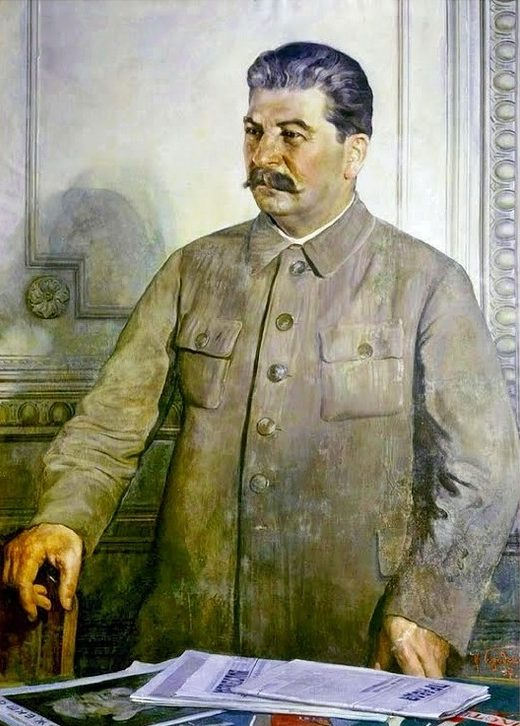 Бродский Исаак. Сталин.