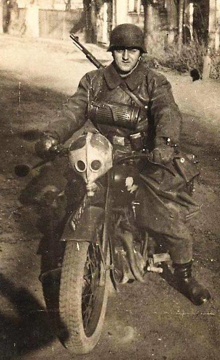 Франция. Май 1940 г.