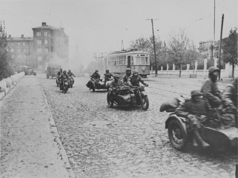 Мариуполь. Украина.1941 г.