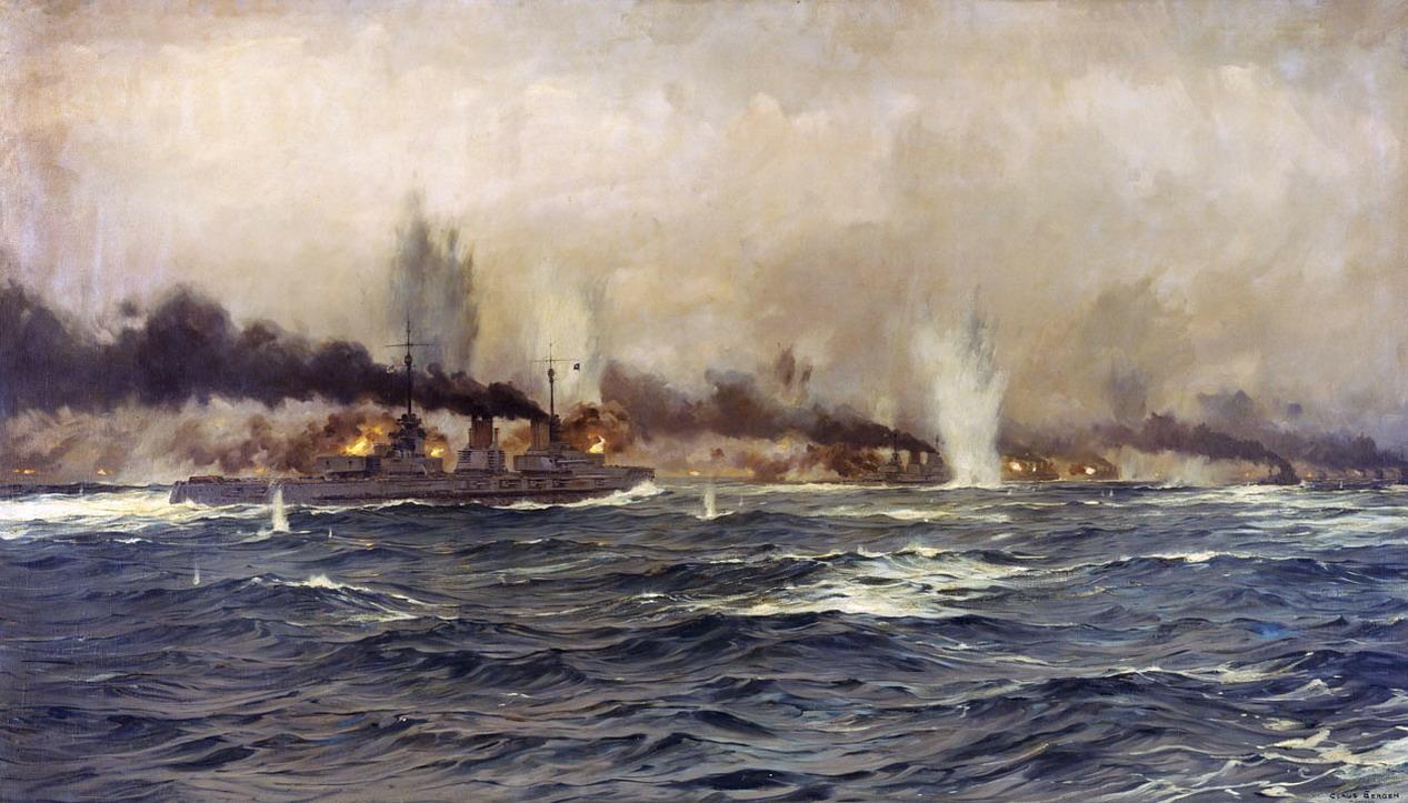 Bergen Claus Friedrich. Тяжелый крейсер «Admiral Hipper».