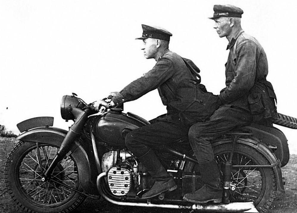 Командиры. 1943 г.