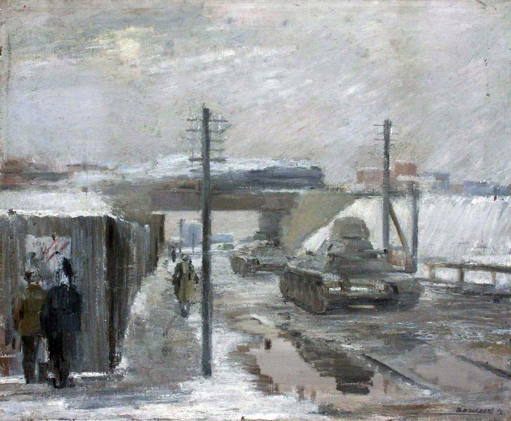 Васильев Владимир. Москва 1942 года.