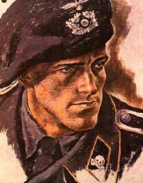 Kretschmann Ernst. Разведчик-танкист.