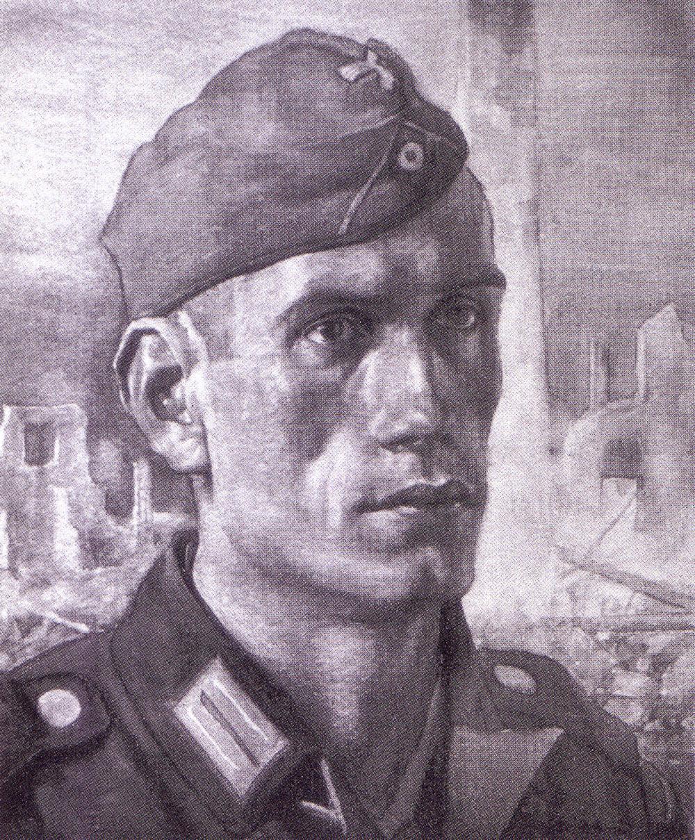 Eichhors Franz. Солдат.