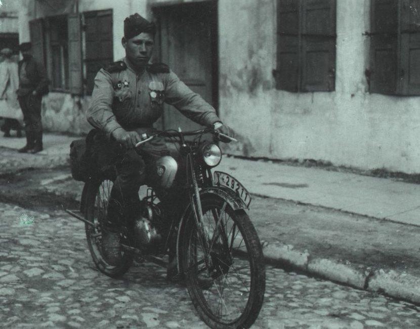 Трофей. Юг России. 1944 г.