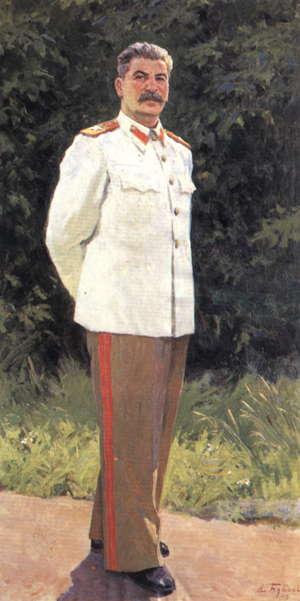 Бубнов Александр. Сталин.