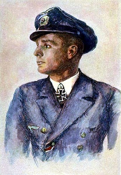 Oskar Graf. Портрет Engelbert Endrass.