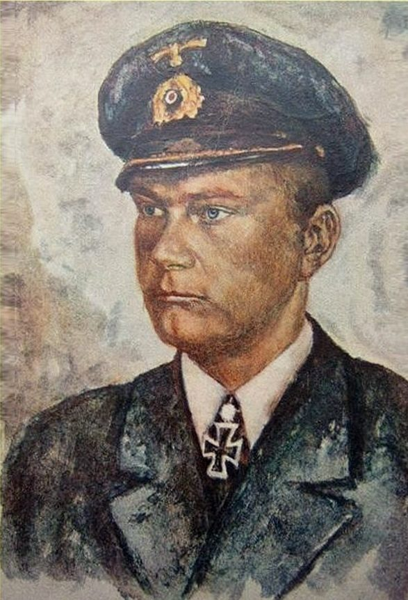 Oskar Graf. Портрет Johann Mohr.