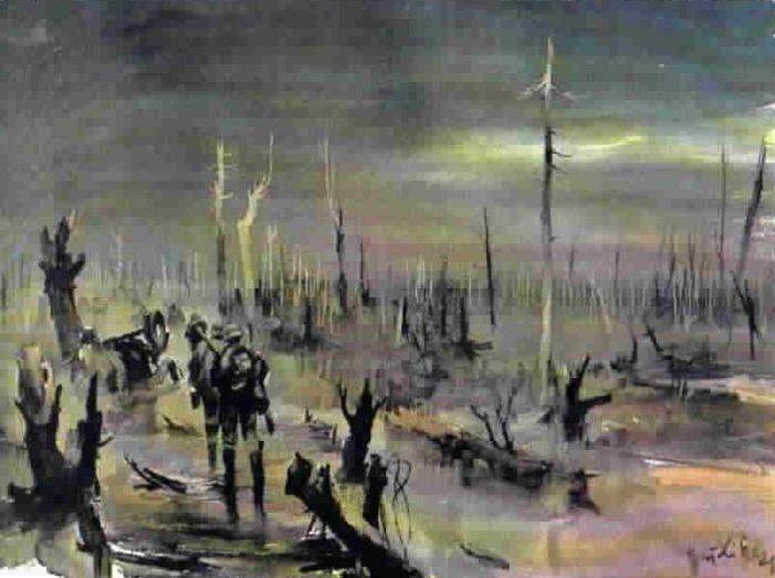 Liska Hans. Мертвый лес.
