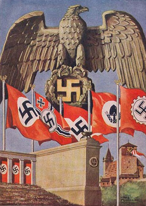 Friedmann Hans. «Новая Европа».