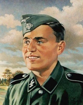 Smagon Herbert. Солдат Вермахта.